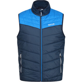 Regatta Freezeway II Bodywarmer Vest Heren, nightfall navy/imperial blue